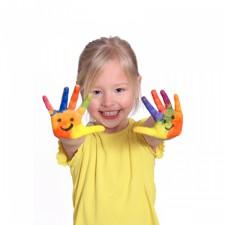 Juegos en psicoterapia infantil. Pintura