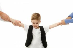 El divorcio en los hijos: otros efectos emocionales
