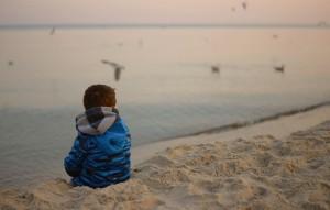 autismo niño solo